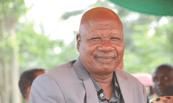 I\'m not interested in begging to return - Allotey Jacobs on NDC suspension