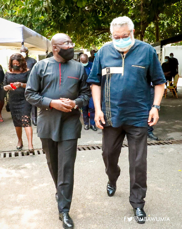Rawlings' Political Role Indelible – Bawumia