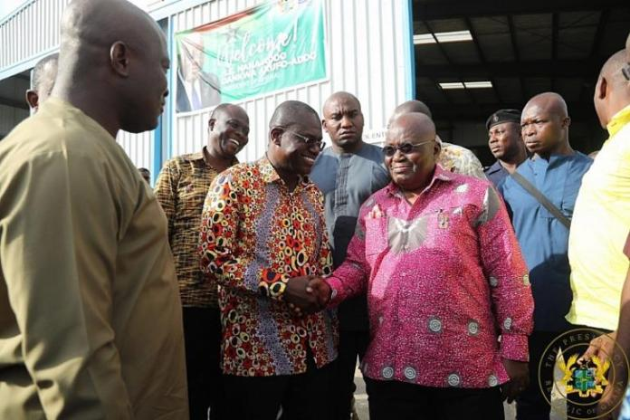 Does Akufo-Addo benefit directly from this theft? - Manasseh asks 1