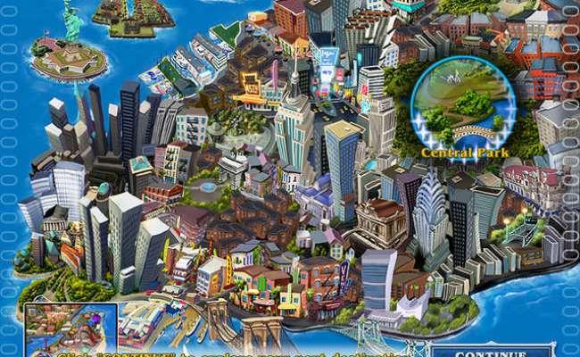 Big City Adventure New York City Gamehouse