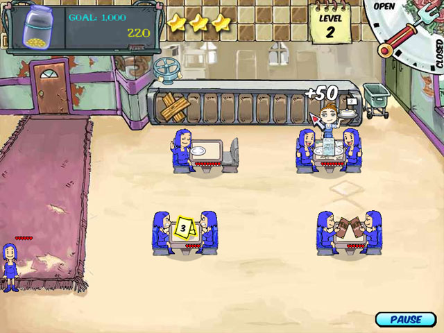 Diner Games Online Free Play