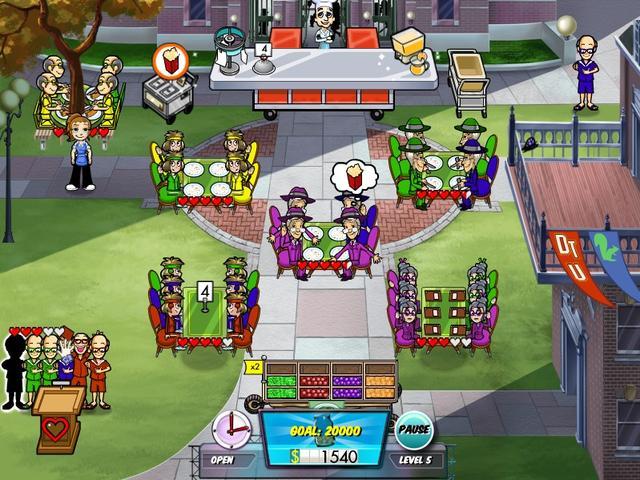 Play Diner Games Online