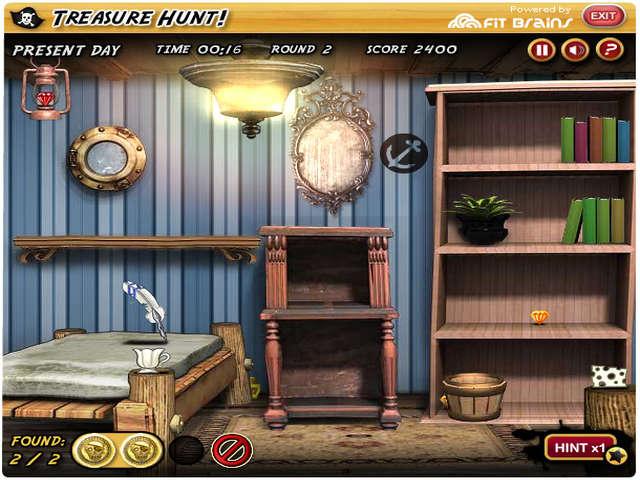 Treasure Hunt Online Free Game  GameHouse