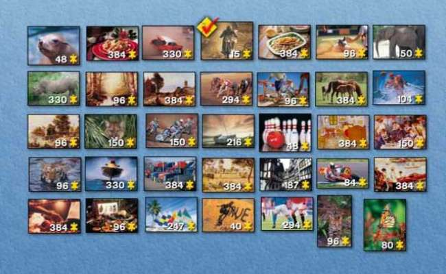 Jigsaw Puzzle Platinum Edition Gamehouse