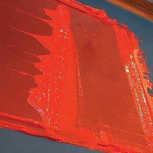 網印刷於100% 滌綸