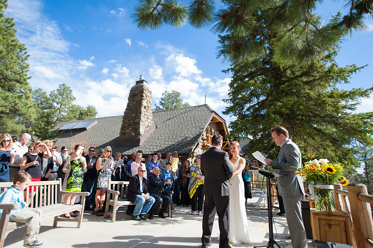 Chief Hosa Lodge Wedding In Colorado