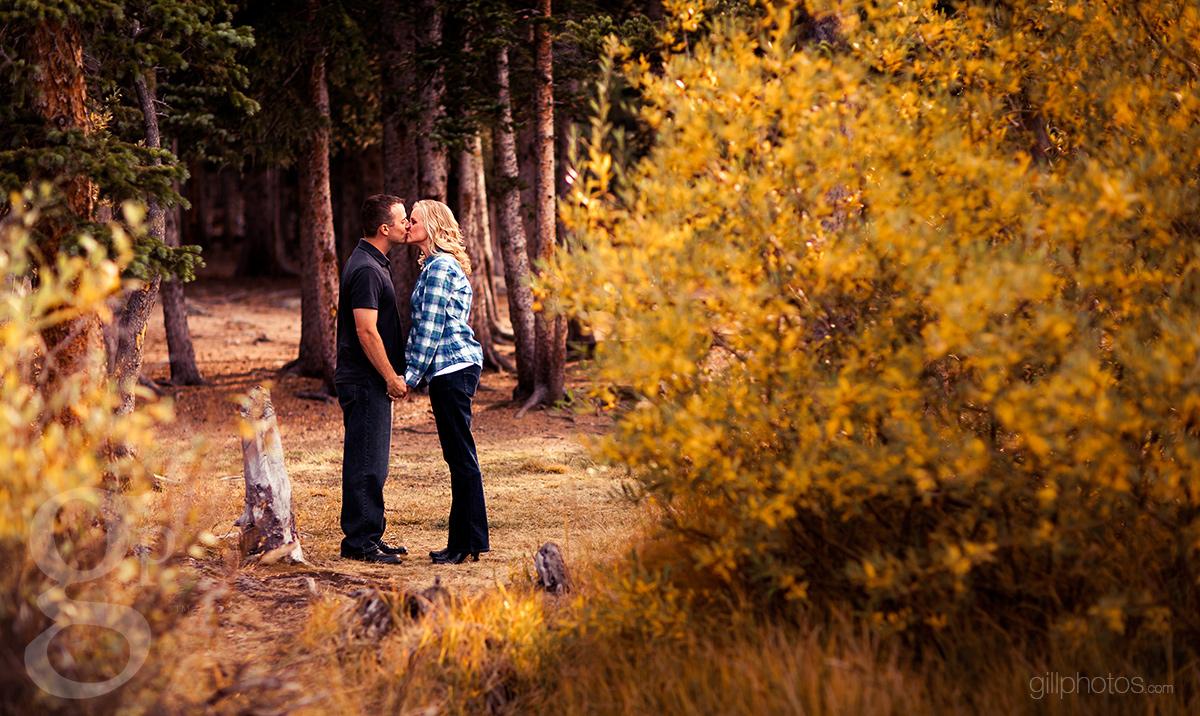 George  Shaunas Echo Lake Park Engagement  Top Colorado Mountain Wedding Photographers