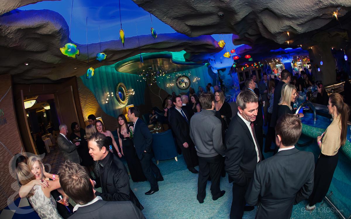 Trulia Holiday Party at the Denver Downtown Aquarium  Top Colorado Mountain Wedding