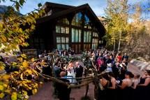 Scott & Danielle' Donovan Pavilion Wedding In Vail - Top