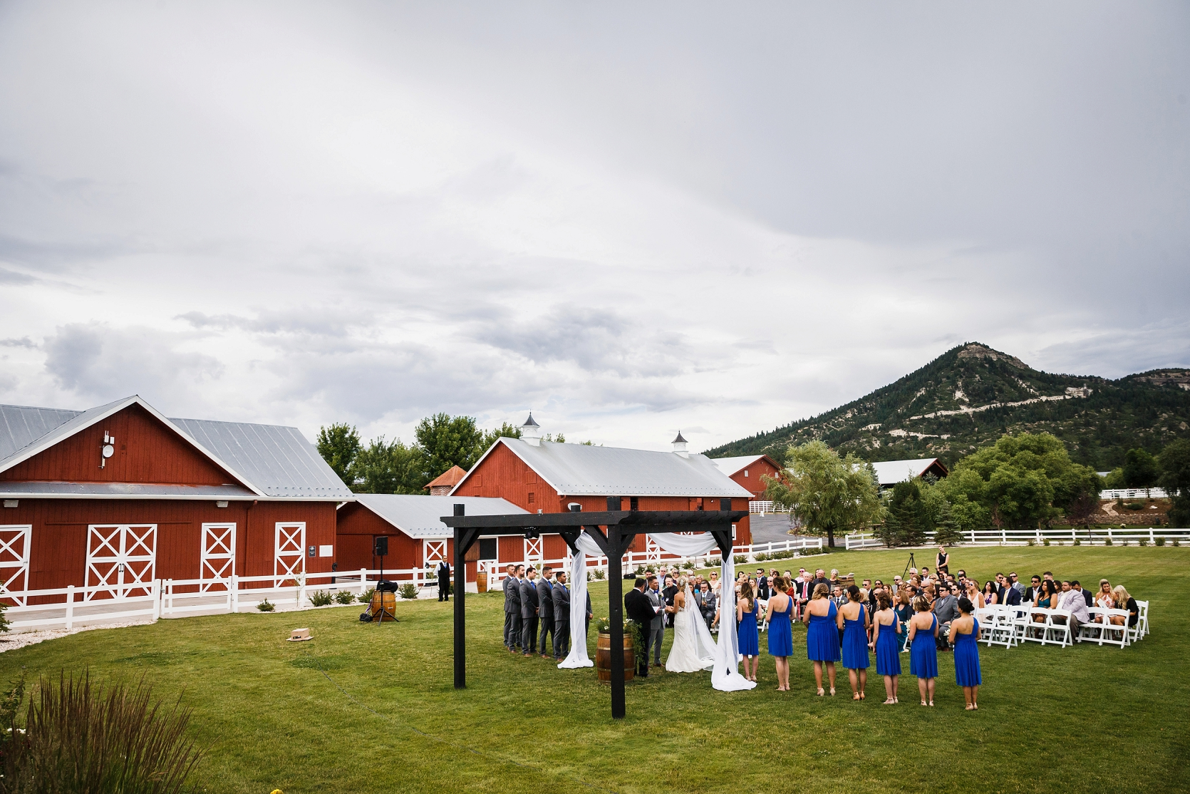 Tyler Amp Kristies Crooked Willow Farms Wedding Top