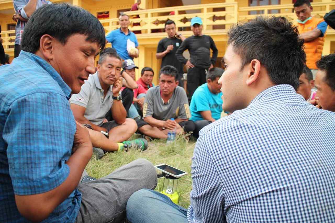 Community Engagement, Nepal