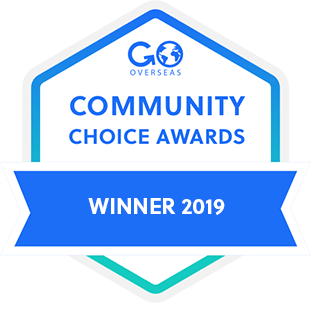 Go Overseas Community Choice Awards