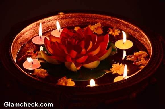 Diwali Home Decoration Pictures Ideasidea