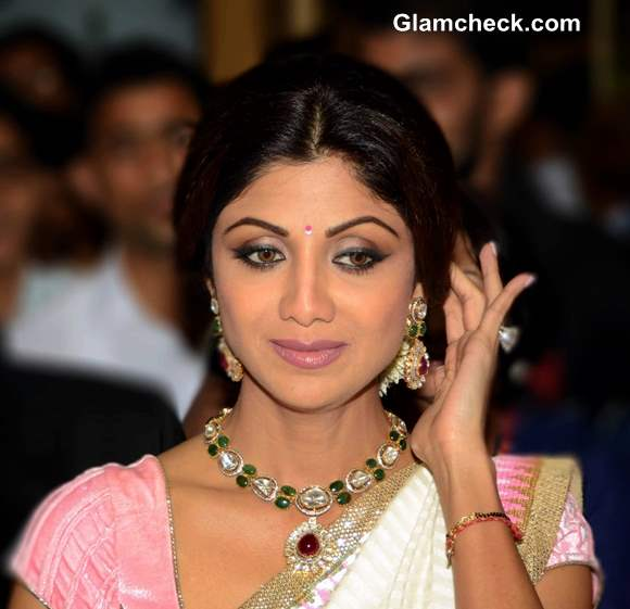 Shilpa Shettys Day Out In Mangalore