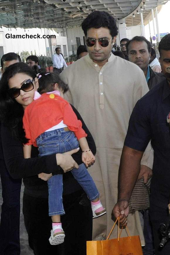 Learn How to Travel Smart and Stylishly from the Bachchan Family