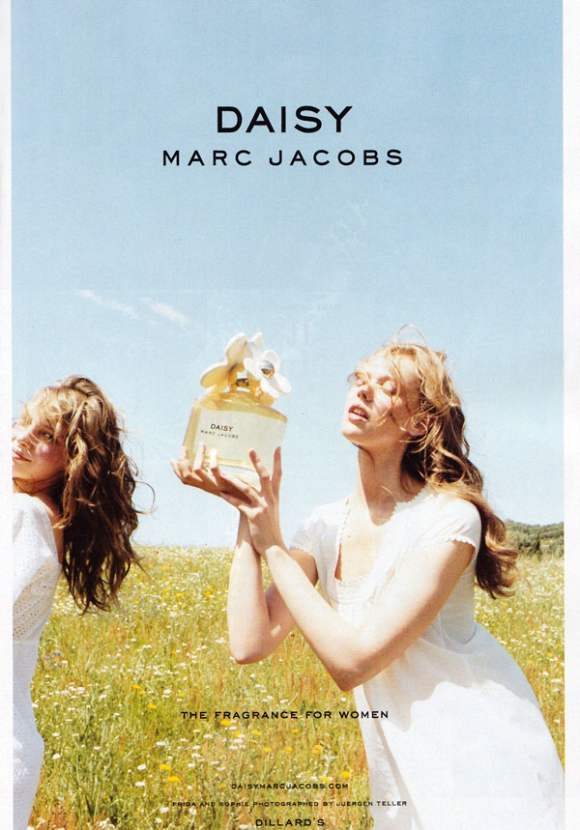 Daisy By Marc Jacobs Ad Campaign