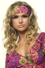 hairstyle retro clothing