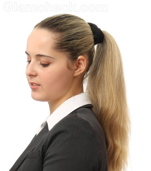 Business women hairstyles
