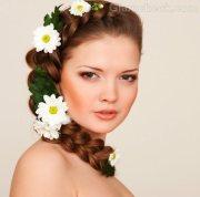 astonishing flower girl hairstyles