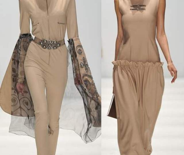Color Trends Fall Winter 2012 Beige Nude Color Trend Basharatian