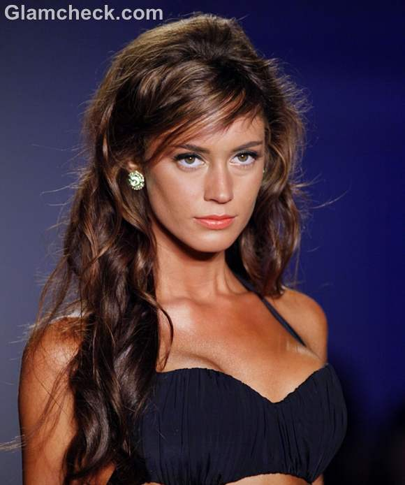 Hairstyle How To Soft Beach Waves 2013