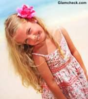 beach hairstyles little girls