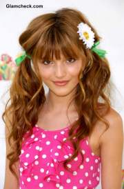 bella thorne inspired fun hairstyles
