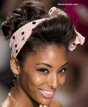 hair accessories trend - 2014