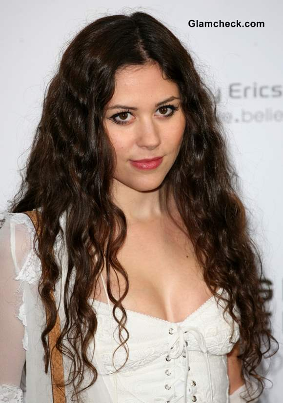 Eliza Doolittle Curly Hairstyles