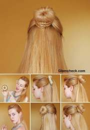 hairstyle - cinderella braid