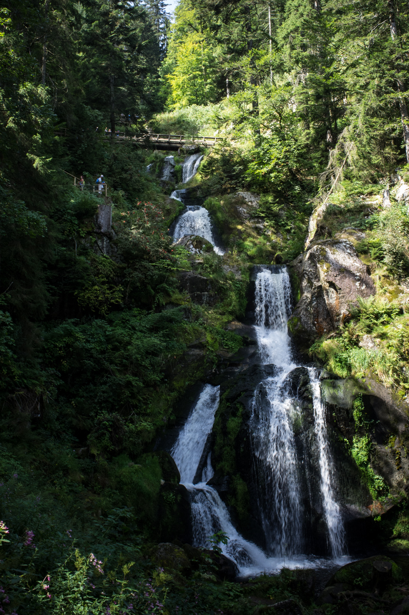 Triberg Waterfall