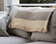 Grey Sofa Throw Bedroom Grey Throw Blanket For Cozy Living ...