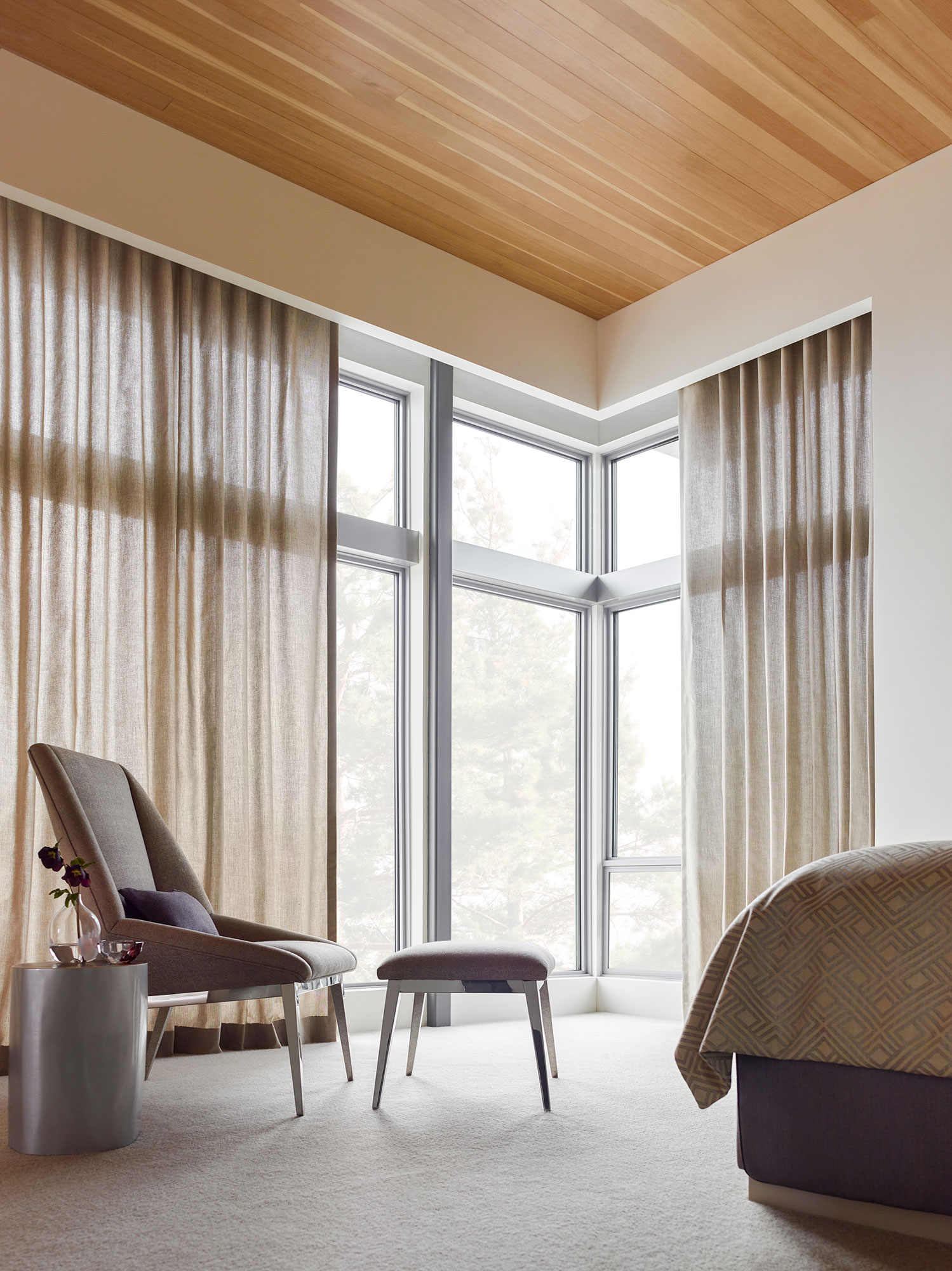 The Shade Store Sunbrella Collaboration For Window Treatments