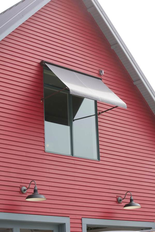 Fabric Window Awnings Residential