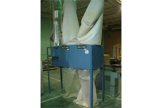 Belfab Dust Collector For Sale