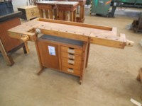 Sjobergs 1522BS Woodworkers Bench Appraisal: Serial No ...