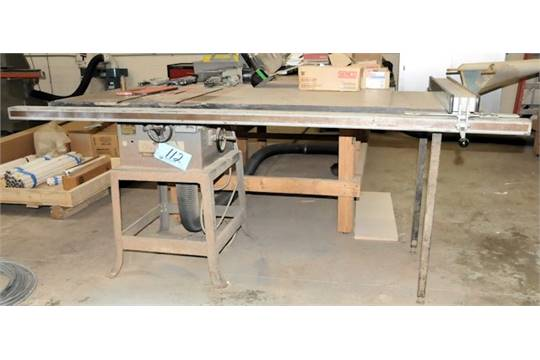 Rockwell Model 10 Table Saw