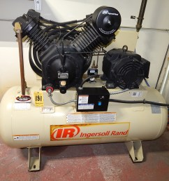 schematic ingersoll rand model 7100e15 2 stage tank mounted air compressor s on air compressor stage air compressor wiring  [ 2272 x 1704 Pixel ]