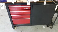 4 DRAWER CRAFTSMAN WORKBENCH