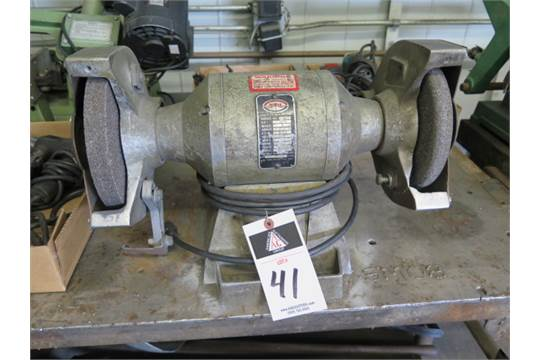 Sioux Bench Grinder