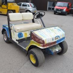 Yamaha Golf English Wiring Diagram 2 Subs Buggy With Roof And Extra Seating No Vat X1