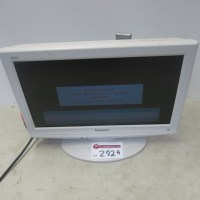 """Panasonic Viera 18"""" TV with Stand & Wall Mount. No Remote"""