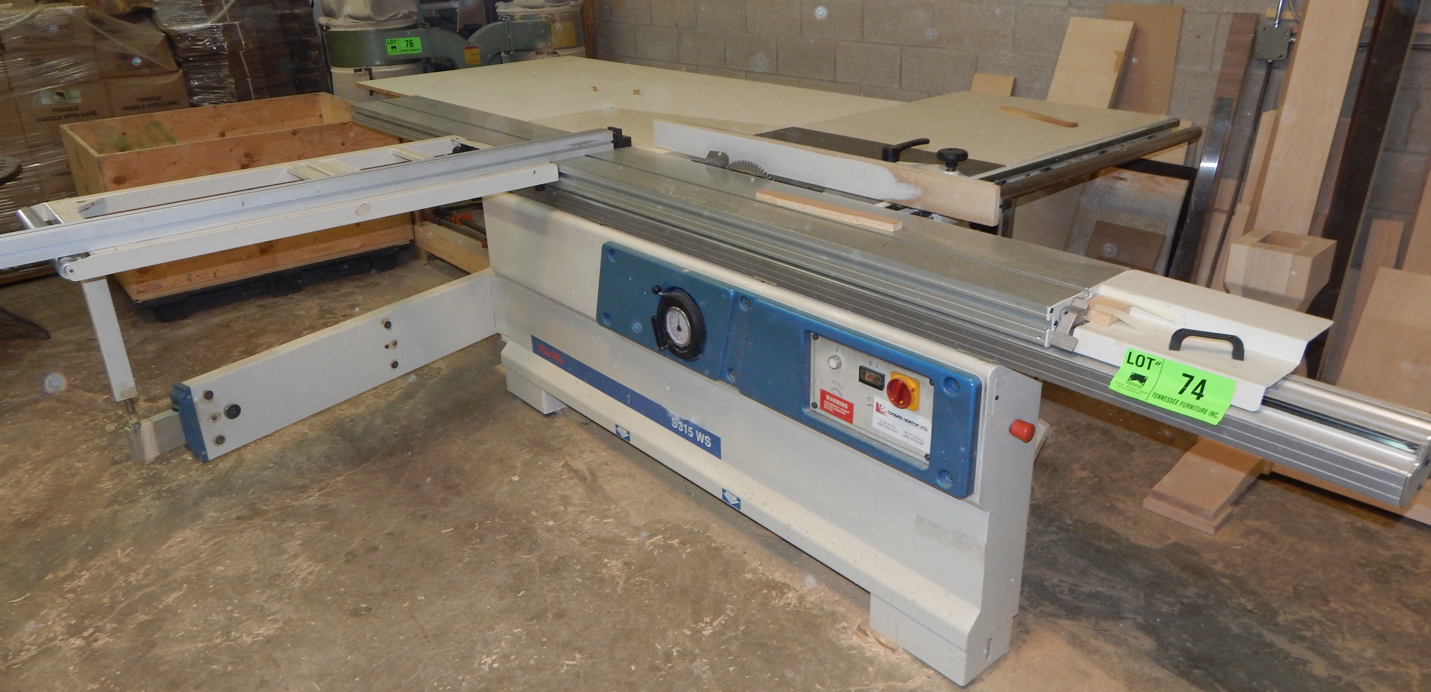 Sliding Table Saw For Sale In Ontario
