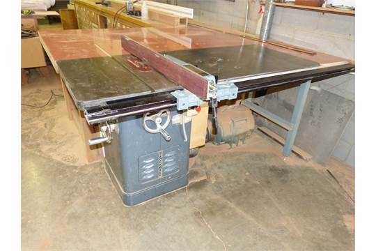 Rockwell Table Saw Jointer Combo