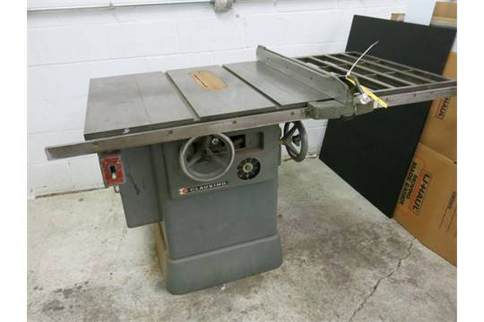 Atlas Table Saw For Sale