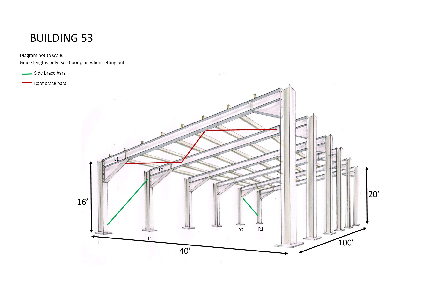 Mono Pitch Roof Shed Plans Zion Star