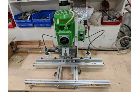 Grass Ecopress Hinge Boring Machine