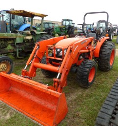 kubota l245dt 4wd repair manual id 4451 kubota mx5100 tractor open  [ 1600 x 1200 Pixel ]