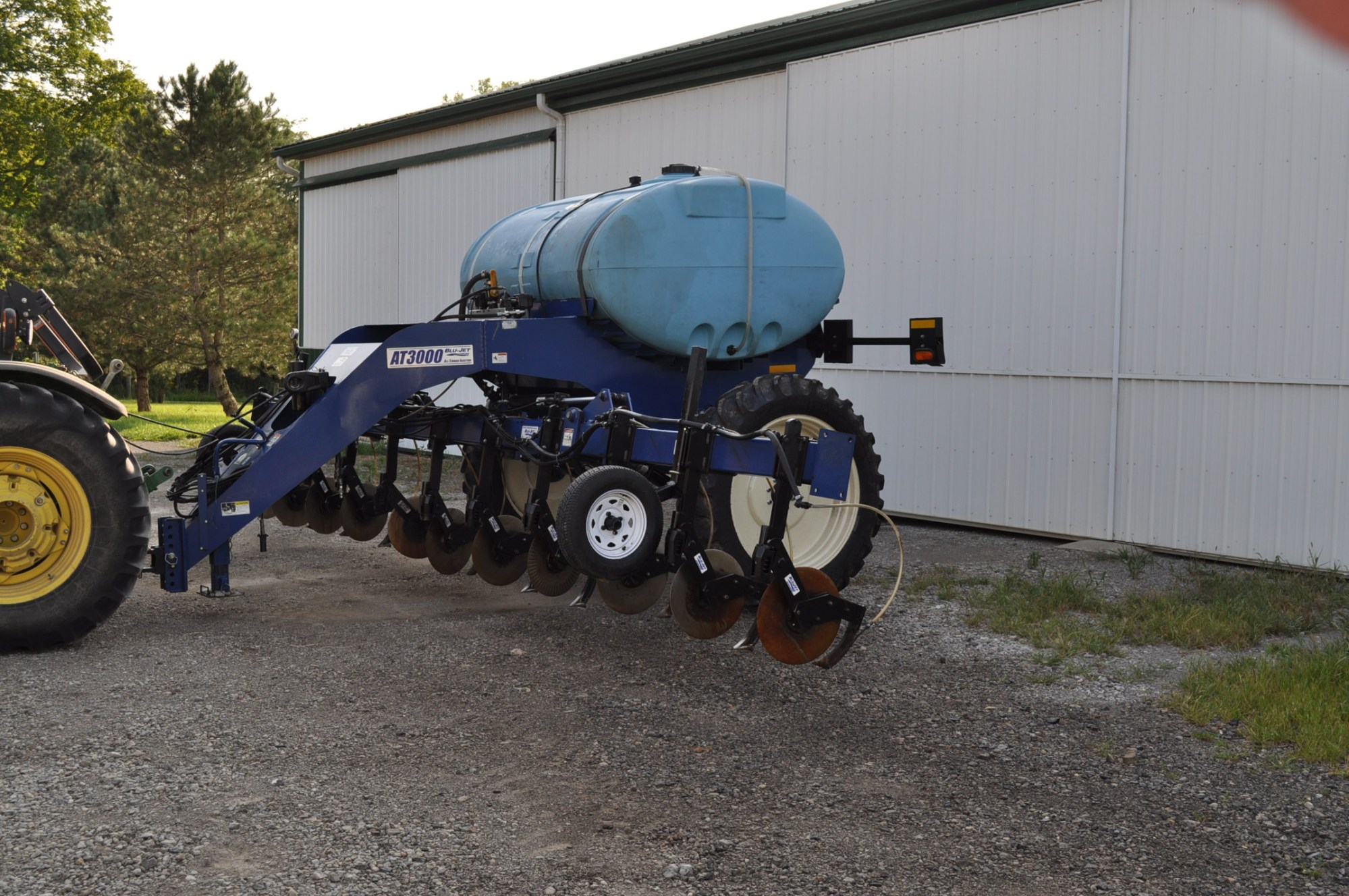 hight resolution of lot 32 blu jet at3000 28 applicator 11 coulter with knife 1000