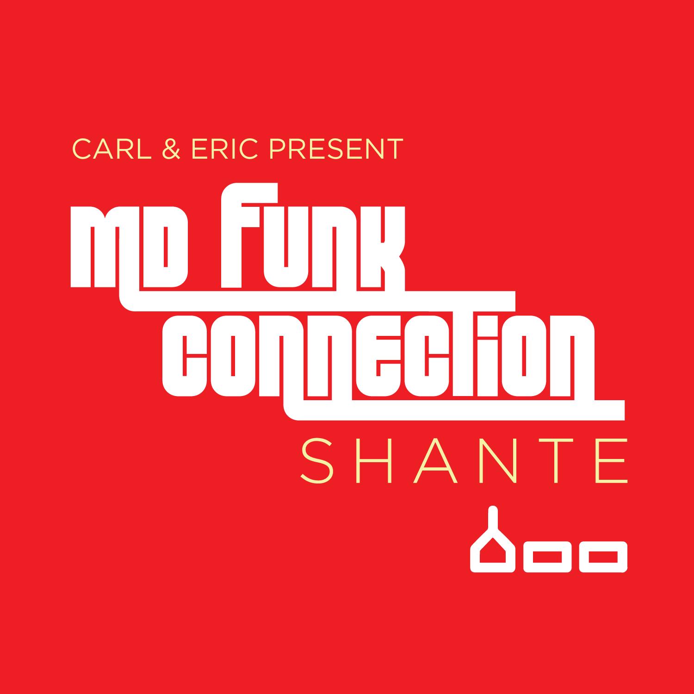 MD Funk Connection & drop their first recording 'Shante' ile ilgili görsel sonucu